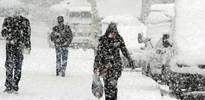 20 yılın en çetin kışı başlıyor