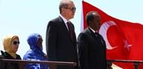 Erdoğan'dan Somali'ye 10 bin konut müjdesi