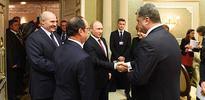 Ukrayna'da anlaşma sağlandı