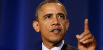 Obama: Esed gidene kadar...
