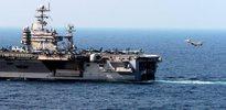 Fransa'ya ait bir denizaltı ABD uçak gemisini batırdı.