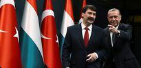 Macaristan Cumhurbaşkanı şaşkınlığını gizleyemedi