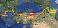 TANAP'ın ilk borusu bugün Kars'ta toprağa indirecek.