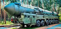 Putin'in nükleer füzeler taşıyan trenleri geliyor