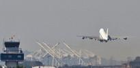 Drone ile uçağın güvenliğini tehlikeye attılar