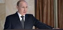 Rusya Federasyonu Başkanı Putin'den sert açıklamalar