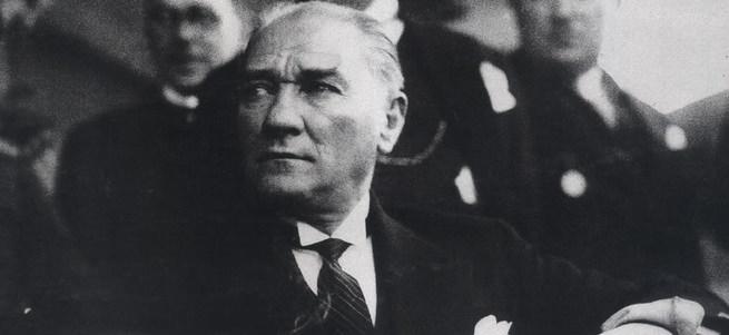 Mustafa Kemal Atatürk ve Seyit Rıza görüşmesi belgelendi