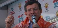 Başbakan Davutoğlu Osmaniye'de Bahçeli'yi yuhalatmadı