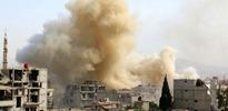 Esad anaokuluna saldırdı: 10 ölü