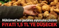 Patateste oyunu İran patatesi bozacak
