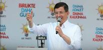 Başbakan Ahmet Davutoğlu: Şehadet alnımıza yazılmışsa...