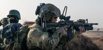 ABD özel kuvvetleri Suriye'de operasyon yaptı