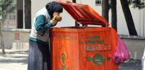 Çöpten artık yiyen Suriyeli kadın haberi asparagas çıktı