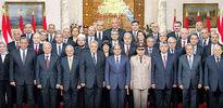 Mısırlı bakanların 400 bin dolarlık maaşları gündeme oturdu