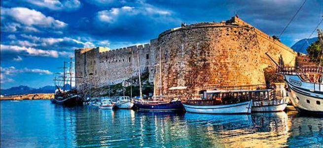 Kıbrıs'ta tarihin izleri