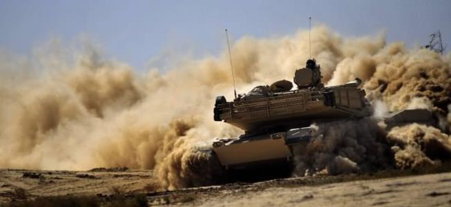 ABD'nin zırhlıları IŞiD''in eline geçti