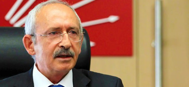Klozet Kılıçdaroğlu'nun elinde patladı