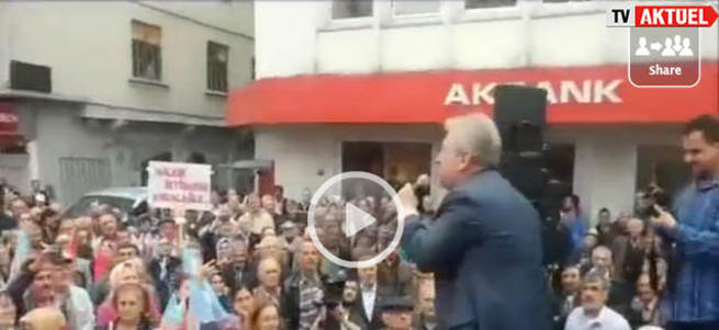 CHP'li aday kandil günü imamlara ve selaya hakaret etti