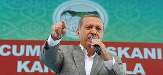 Cumhurbaşkanı Erdoğan: 400 dönümlük yer verip orada öylece yaşa demezler