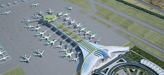 3. Havalimanı dünyanın tarihini değiştirecek