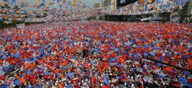 AK Parti, 7 Haziran akşamına hazır