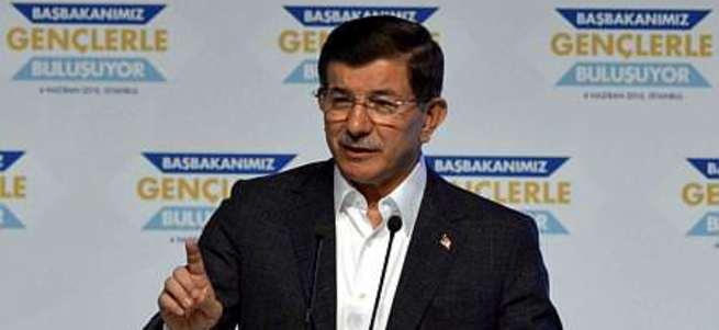 Başbakan Davutoğlu vasiyetini açıkladı