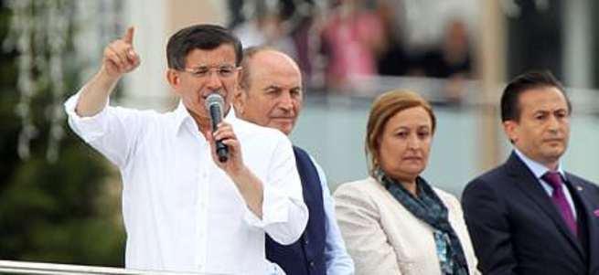 Davutoğlu: Kılıçdaroğlu'na 4 dakika bile verilmez