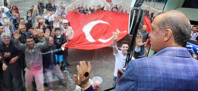 Cumhurbaşkanı Erdoğan: 'Karşımızdaki, eski Türkiye koalisyonu'