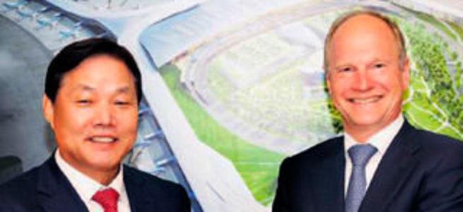 3. Havalimanı'nda Kore ve Danimarka işbirliği