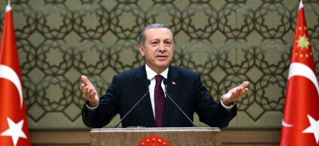 Bize Erdoğan sahip çıktı