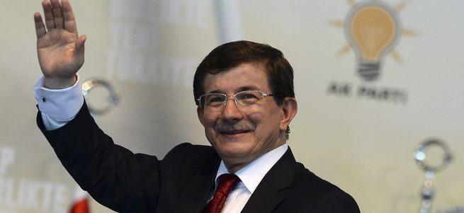 Davutoğlu Kahramanmaraş'ta konuştu
