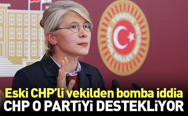 Seçime bir gün kala Emine Ülker Tarhan'dan bomba CHP iddiası