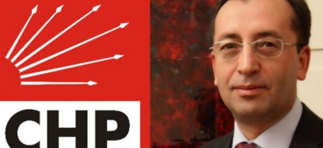 CHP'de Baki Özilhan istifa etti