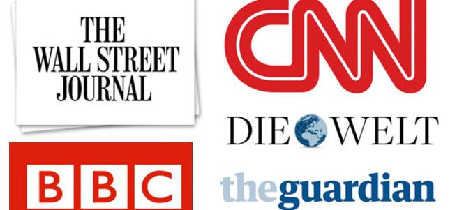 Siyasi belirsizlik tablosu Batı medyasının iştahını kabarttı