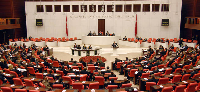 Yeni Meclis'te yeni yüzler
