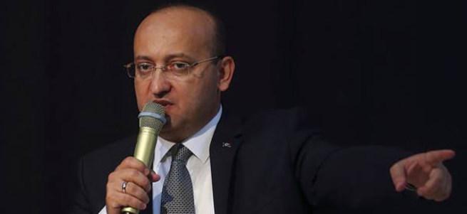 Yalçın Akdoğan'dan HDP tepkisi
