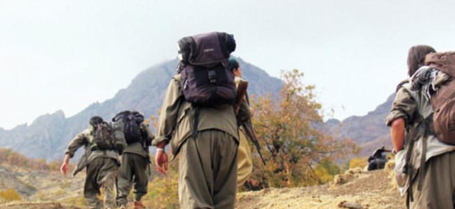 PKK'dan taciz ateşi