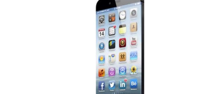 Çerçevesiz iPhone'lar geliyor