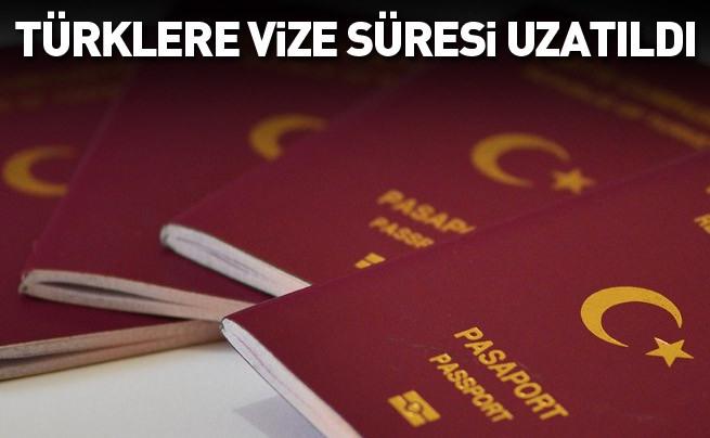 Gürcistan Türkiye'ye vizesiz kalış süresini uzattı
