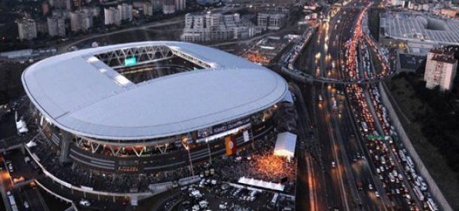 TT Arena'ya Füniküler müjdesi