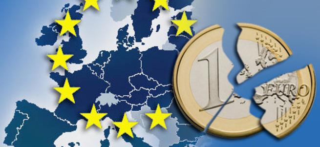 Euro Bölgesi'nin dağılması an meselesi
