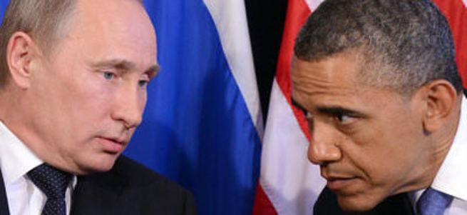 Obama, Putin'i bitirecek