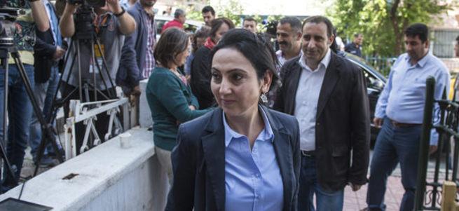 HDP: Herkese kapımız açık