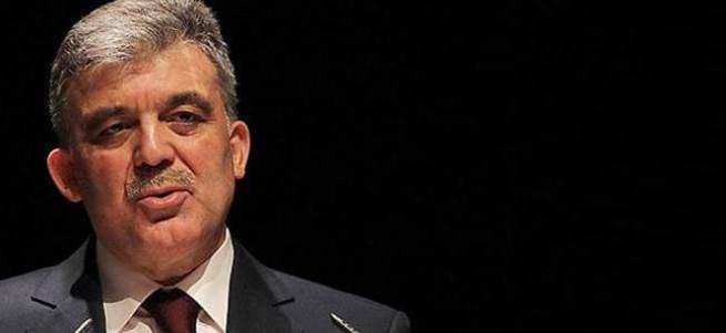 Abdullah Gül'den 'kitap' açıklaması