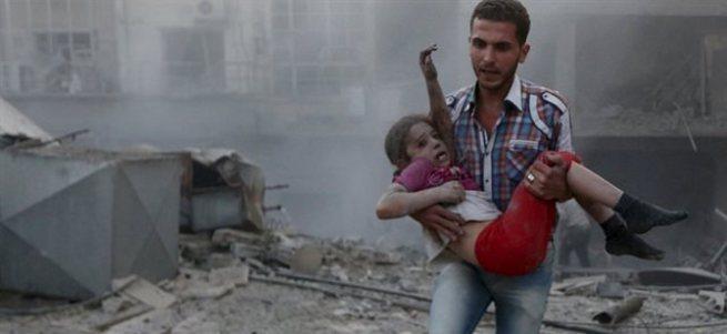 Esed Kuran kursunu bombaladı: 13 ölü