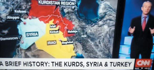 Büyük Kürdistan planı devreye sokuldu