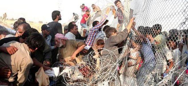 Suriye'de dehşet senaryosu