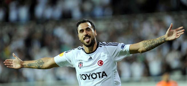 Almeida: Beşiktaş'a dönebilirim
