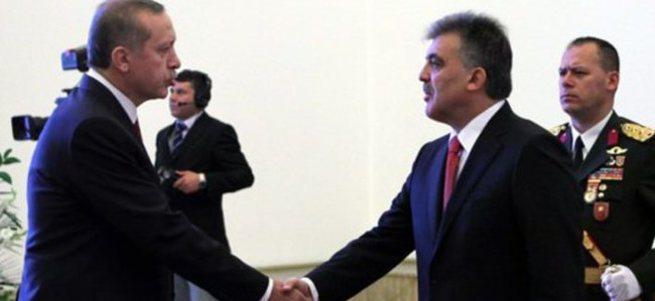 FLAŞ! Erdoğan ile Gül görüşüyor
