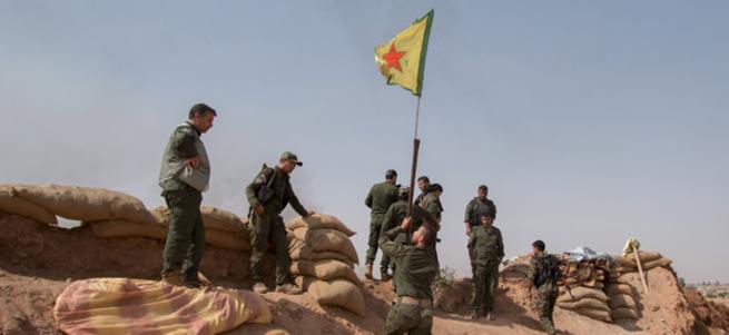 YPG'den Araplara şok tehdit